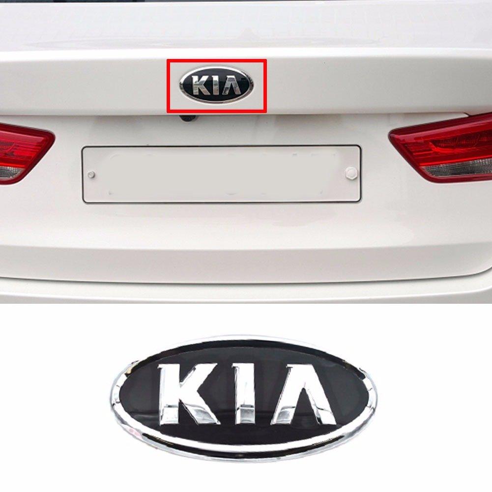 KIA Logo Rear Trunk Emblem Badge for Kia Optima Forte//Koup Rio Rondo OEM Parts Hyundai KIA Mobis