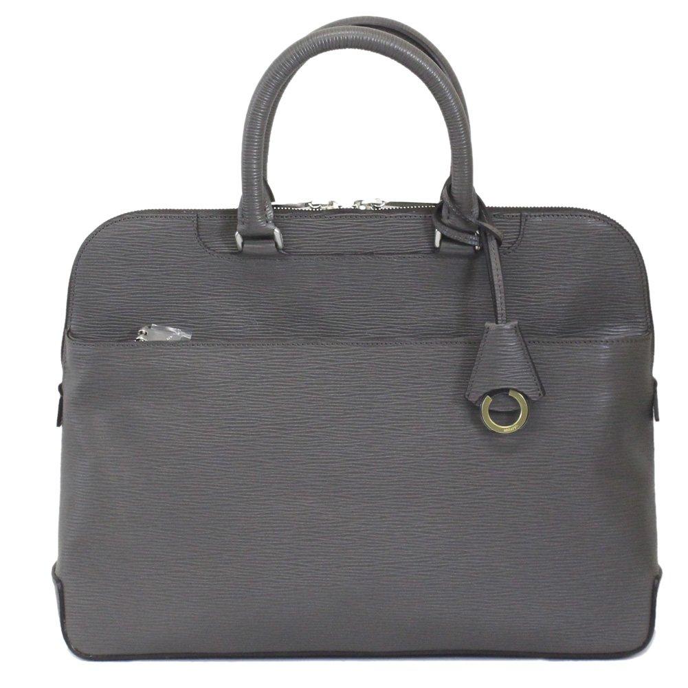 (アニアリ アニアリー) aniary 16-01000 ウェーブレザー ブリーフケース バッグ 全5色 AN151 B01N354V46 グレー グレー