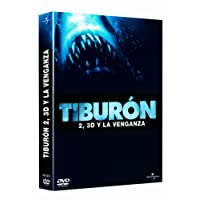 Trilogia tiburón [DVD]