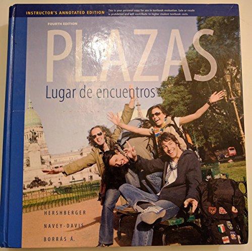 Plazas Lugar de Encuentros: Instructor