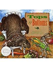 Tops & Bottoms (Caldecott Honor Book)