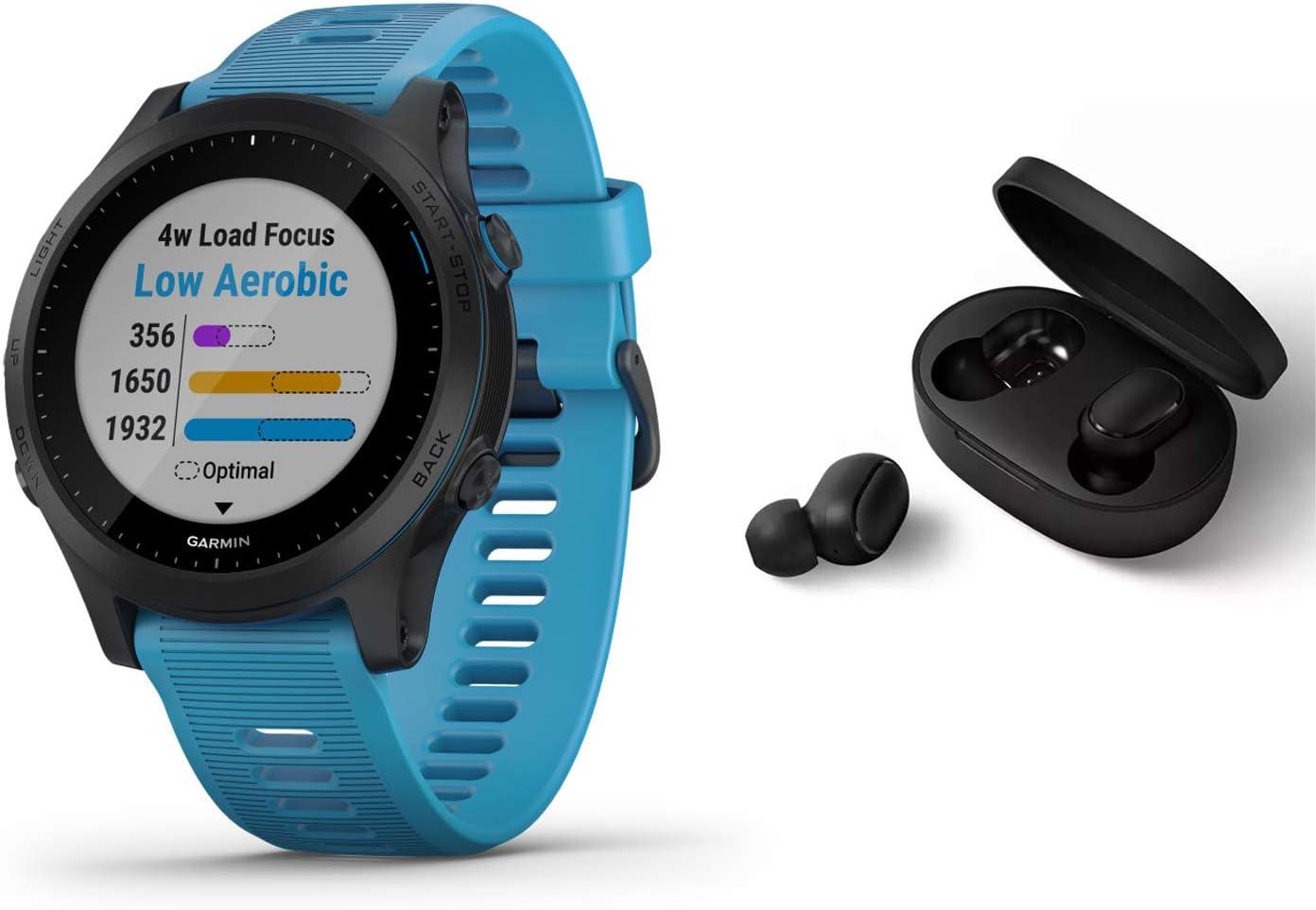 Garmin Forerunner 945 - Reloj inteligente GPS con mapas y música, color azul: Amazon.es: Electrónica