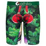Ethika Men's Nutcracker Green/Red Large