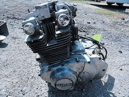 Amazon com: Suzuki GS 450 used Motor Engine GS450-129016