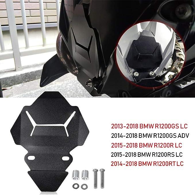 Neue Motorrad Aluminium Schwarz Motorgehäuse Abdeckung Schutzplatte Für B M W R1200gs R1200rt R1200r Lc Adv Abenteuer 2013 2014 2015 2016 Auto