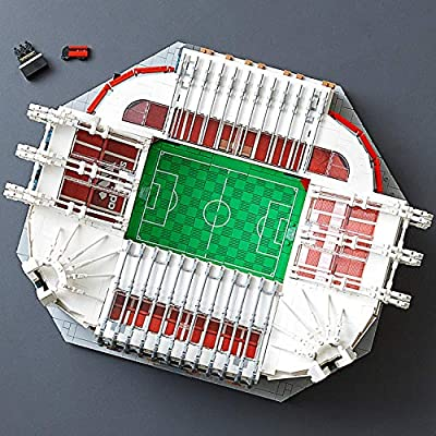 LEGO Creator Expert Old Trafford - Manchester United 10272 Building Kit for Adults and Collector Toy, New 2020 (3,898 Pieces): Toys & Games