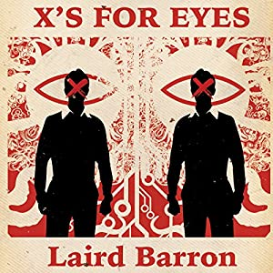 X's for Eyes Audiobook