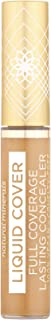 product image for PACIFICA Warm Neutral Liquid Cover Concealer, 12nm (Shade 6)