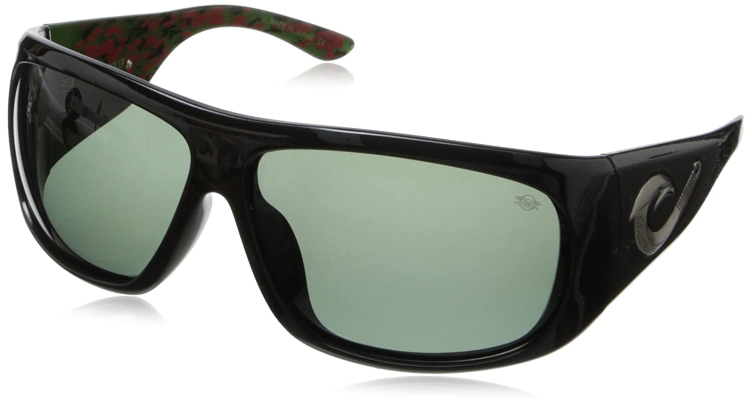 Black Flys Tahitian Wrap Sunglasses