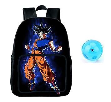 Amazon.com | 3Square Dragon Ball Z Childrens Goku Backpack ...