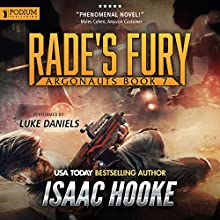 Rade's Fury Audiobook by Isaac Hooke Narrated by Luke Daniels