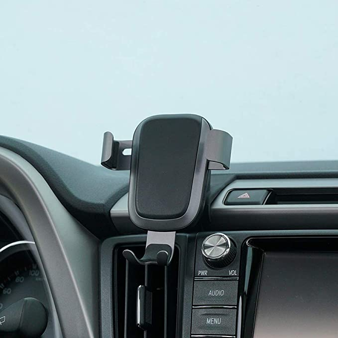 f9b72f7b33cb19 Phone Holder for Toyota Rav4, Dashboard Air Vent Adjustable Cell Phone  Holder for Toyota Rav4. Roll over image to zoom in