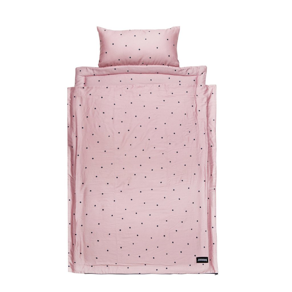Dono and Dono Reversible Air Mesh Nap Mat - Pink Etoile by Innobaby