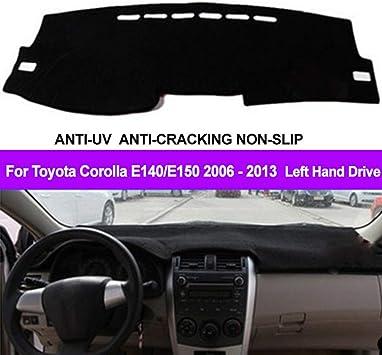 Non-slip DashMat Dashboard Cover Dash Cover Mat For Toyota Corolla IM 2017