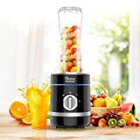 Doctor Hetzner 300W Personal Blender High-Speed Smoothies Maker Juice Blender