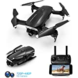 Foldable Drone with 720P HD Camera for Adults