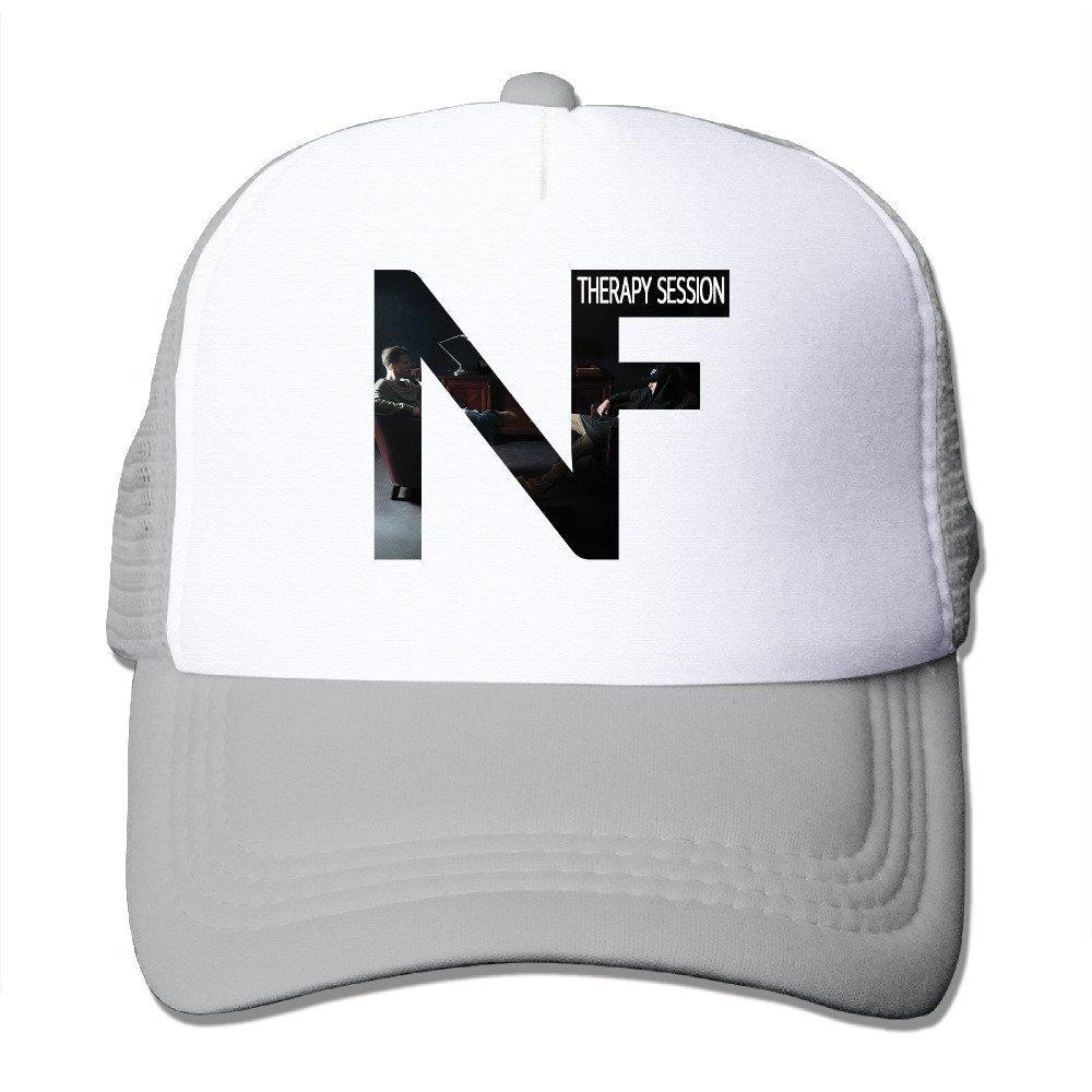 Fitty area NF Logo Geek Snapback One Size Black