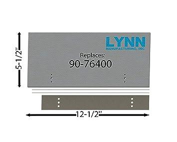 amazon com lynn manufacturing replacement hearthstone baffle board  amazon com lynn manufacturing replacement hearthstone baffle board kit, heritage i 8021, 90 76210 home \u0026 kitchen