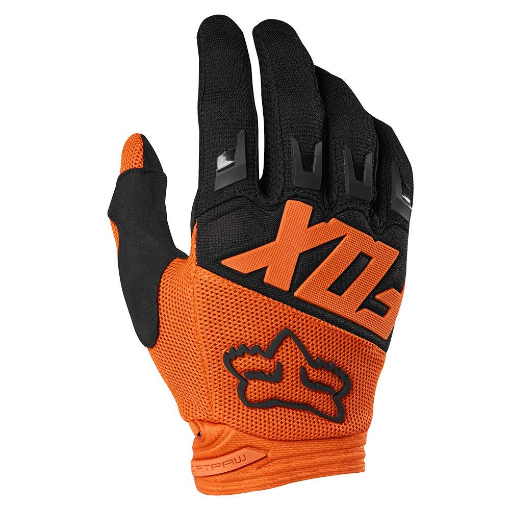 2019 Fox Racing Dirtpaw Race Gloves-Orange-S
