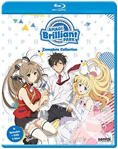 Blu-ray : Amagi Brilliant Park (, Anamorphic, 2 Disc)