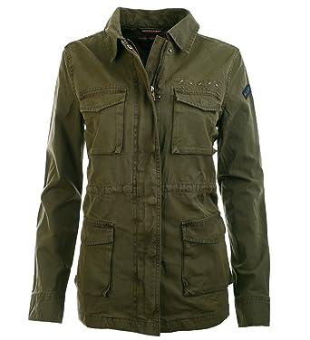 sale retailer 0c84a c9498 Tommy Hilfiger Damen Jacke Parka Damenjacke Übergangsjacke ...