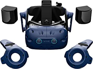 Fone de ouvido HTC VIVE Pro de realidade virtual