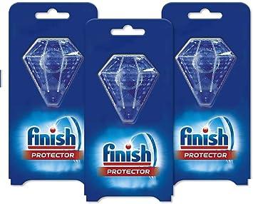 Finish Protector para vajilla y cristal - lavavajillas - 3 ...