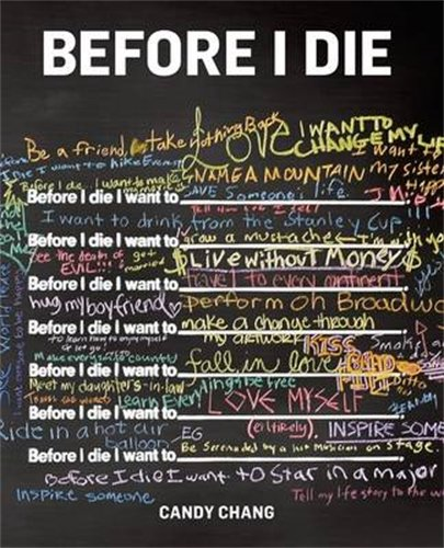 Before I Die (Grand Express Rapids Worldwide)