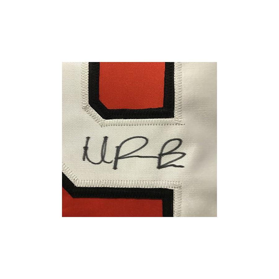 Autographed/Signed Ivan Provorov Philadelphia Orange Hockey Jersey JSA COA