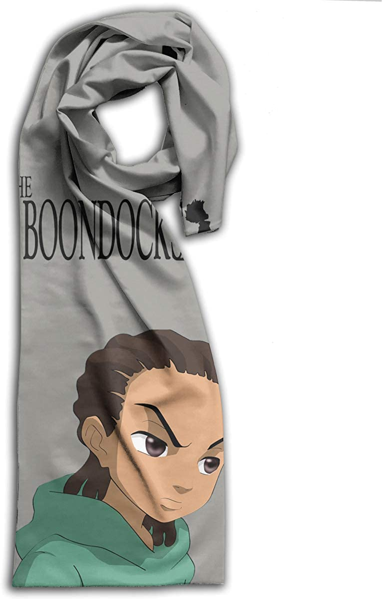 The Boondocks Scarf Autumn Winter Lightweight Muffler Kids Neckchief Men And Women