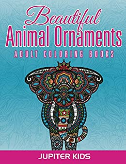 Beautiful Animal Ornaments Adult Coloring ebook