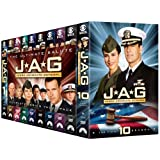 JAG (Judge Advocate General): The Complete Seriesby David James Elliott