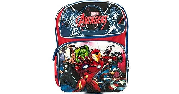 Amazon.com: Ruz Marvel Avengers Backpack - Not Machine Specific: Video Games