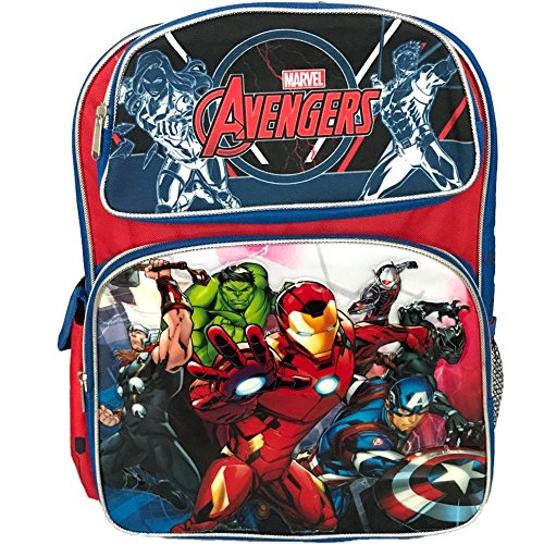 Amazon.com: Ruz Marvel Avengers Backpack - Not Machine Specific: Video Games