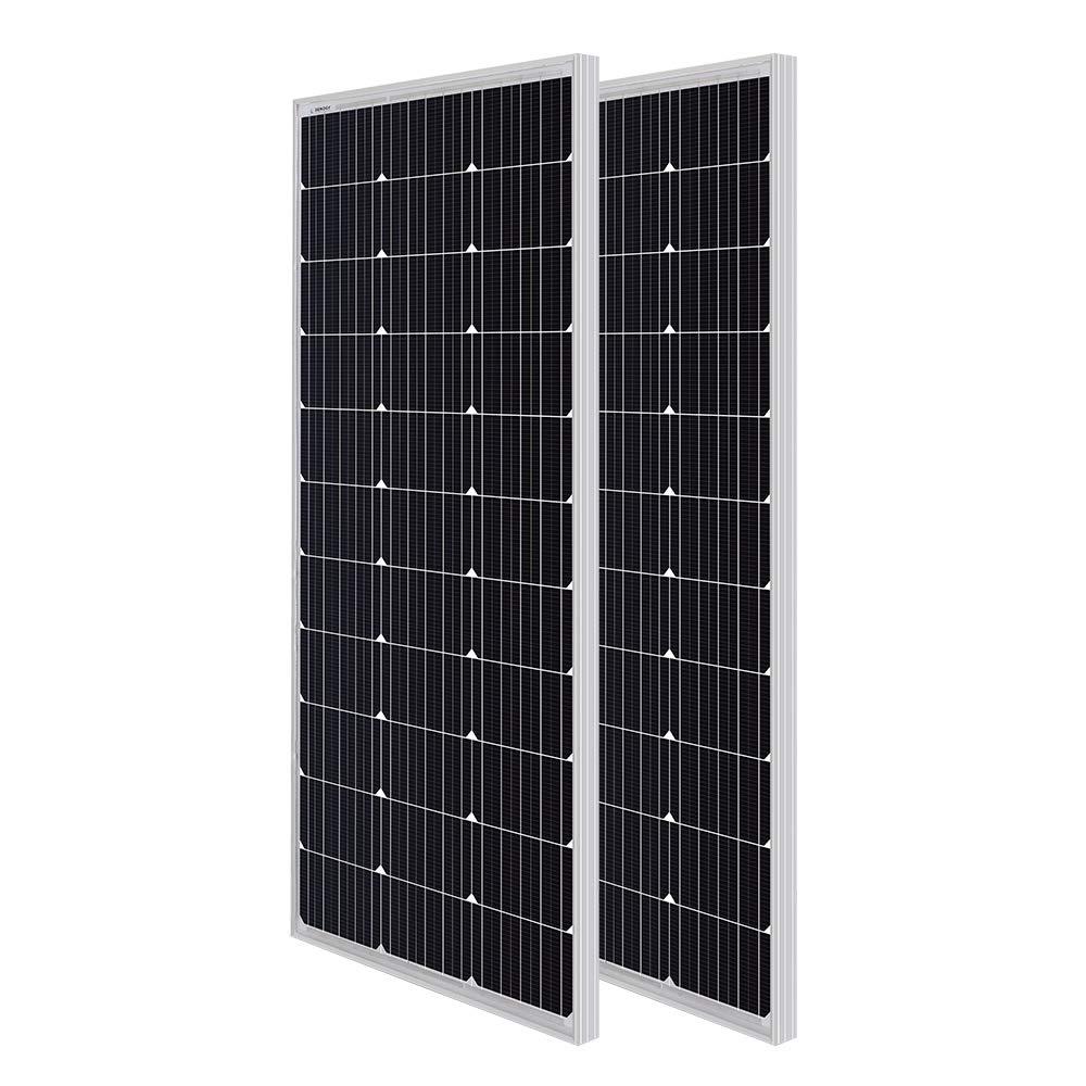80W 80 Watt  Solar Panel Module Folding Strut Controller Fast Battery Charger