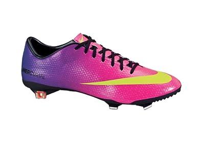 szerokie odmiany dostępność w Wielkiej Brytanii niska cena sprzedaży Amazon.com | Nike Mercurial Vapor IX FG Soccer Cleats (Size ...