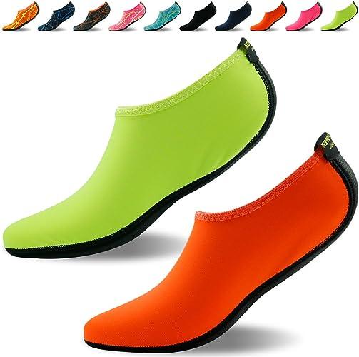 Mens Water Aqua Shoes Quick Dry Yoga Swim Surf Beach Skin Wetsuit Exercise Socks