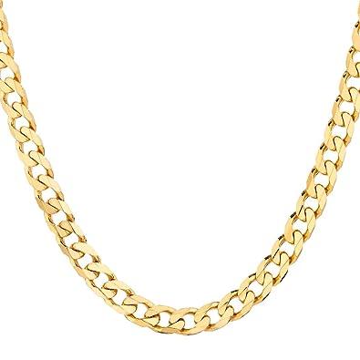 18 karat yellow gold chain