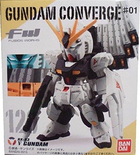 FW Gundam Converge #1 RX-93 V Gundam Mini Figure 120