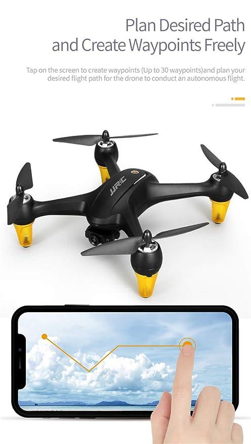 htfrgeds Drone Principiantes, Mini Drone Quadcopter RC portátil ...