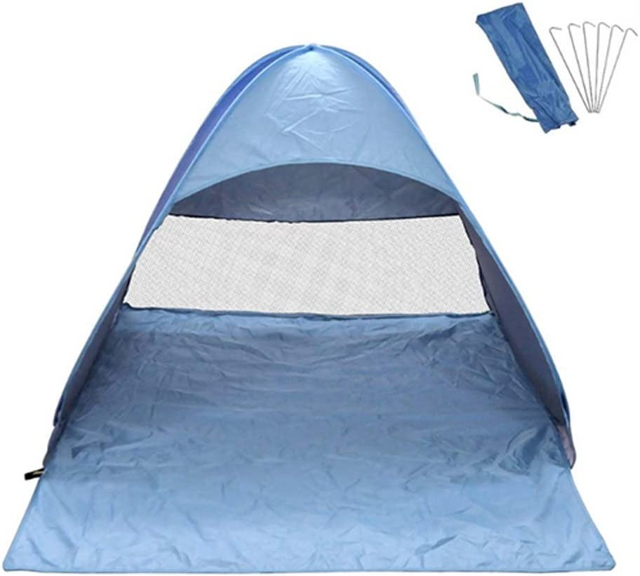 for Camping Fishing Hiking Picnicking XHSPORT Outdoor Automatic Pop up Instant Portable Anti UV Beach Tent Sun Shelter UV Tent