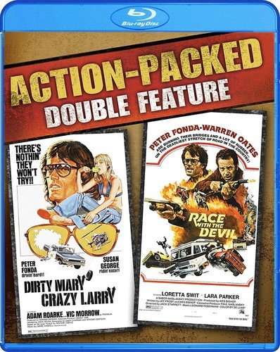Dirty Mary Crazy Larry / Race With the Devil [Blu-ray]