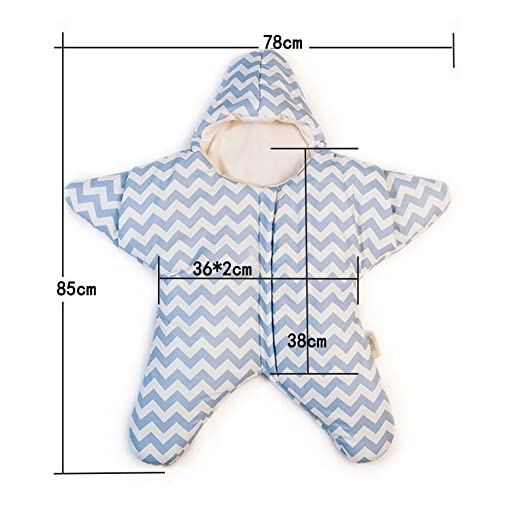 Amazon.com: EXIU Newborn Baby Girl Boy Autumn Winter Cotton Sleeping Bag Blanket 0-6 months: Baby