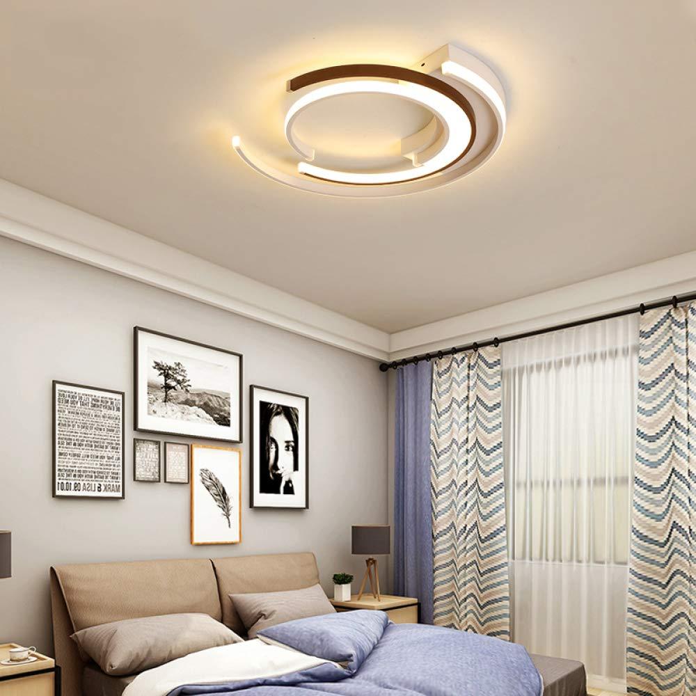 WSYYWD Lámpara de techo LED moderna para sala de estar Dormitorio ...