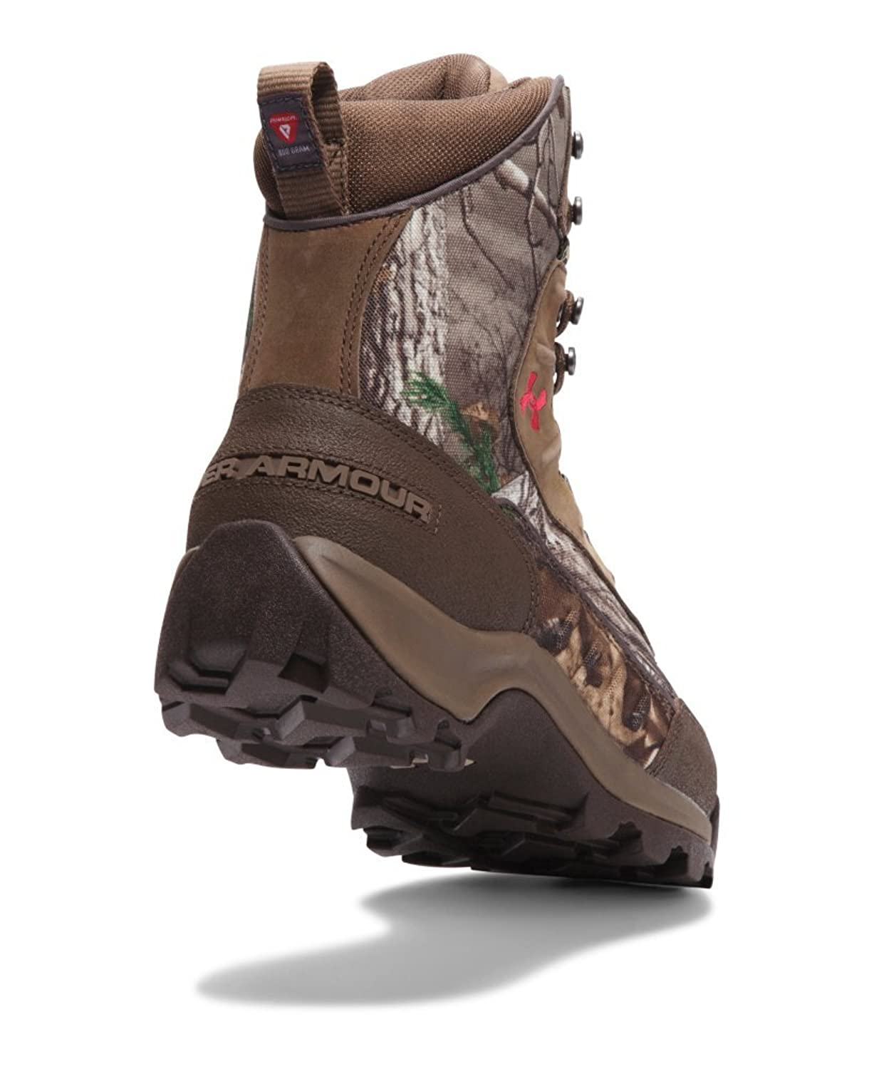 under armour camo womens boots