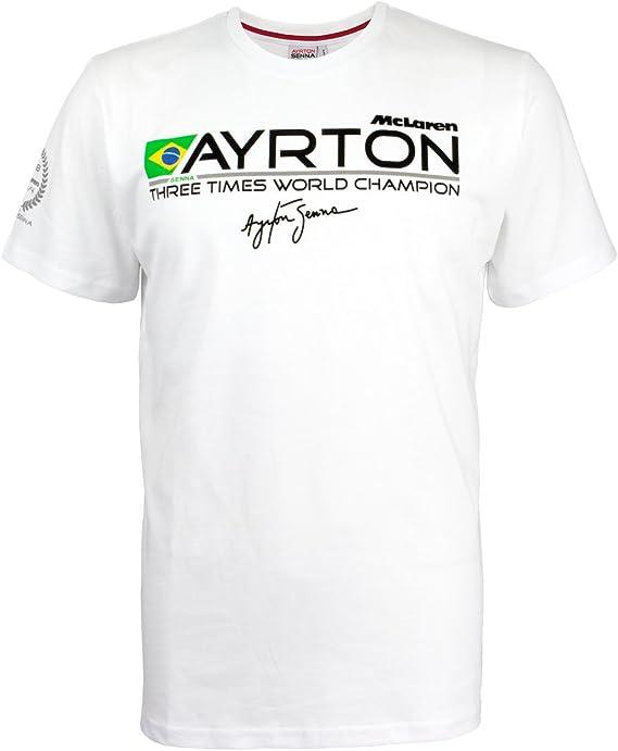 MBA-SPORT Ayrton Senna Kapuzenwindjacke World Champion 1988 McLaren