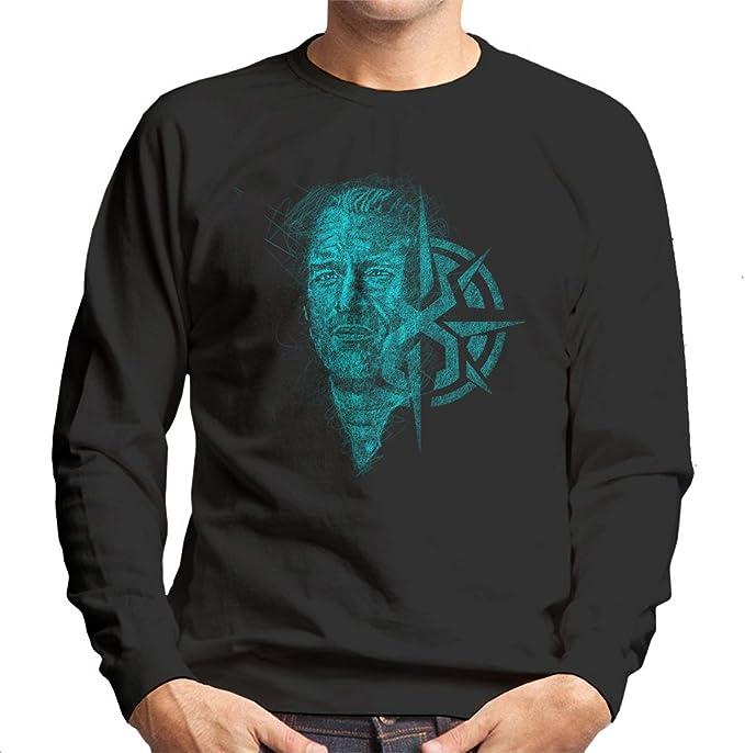 The Expanse Josephus Miller Star Helix Logo Men/'s T-Shirt