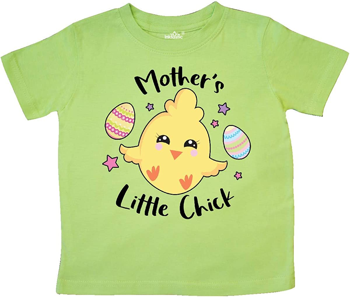 inktastic Happy Easter Mothers Little Chick Toddler T-Shirt