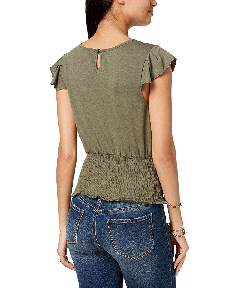 American Rag Juniors Cropped Corset Top