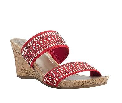 970b2010c49 Impo VERRILL Dress Wedge Sandal